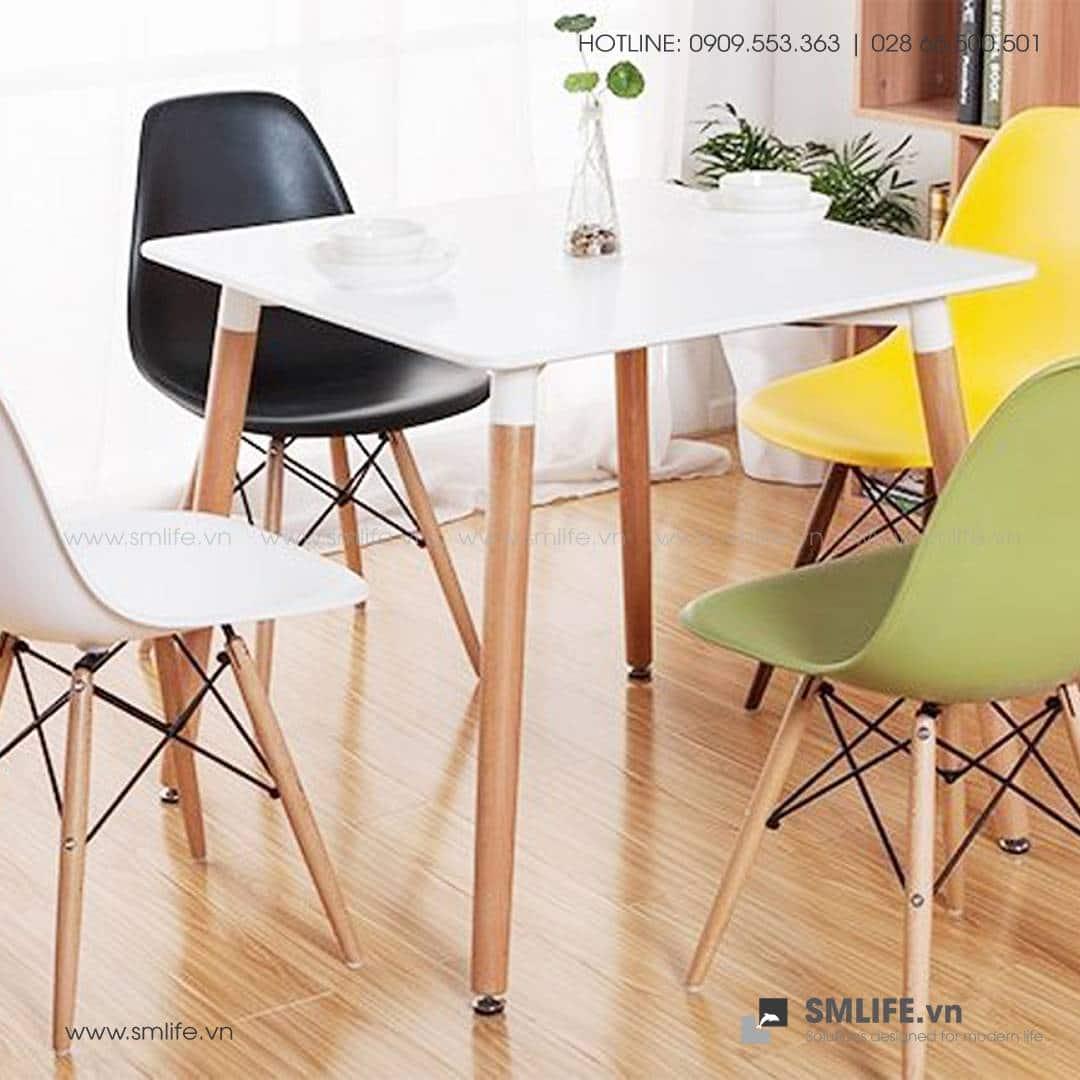 NP - (Trùng NTF) Bàn ăn, bàn café CHRISTINA 80x80x75cm - BAN-NPF-T06 (5)