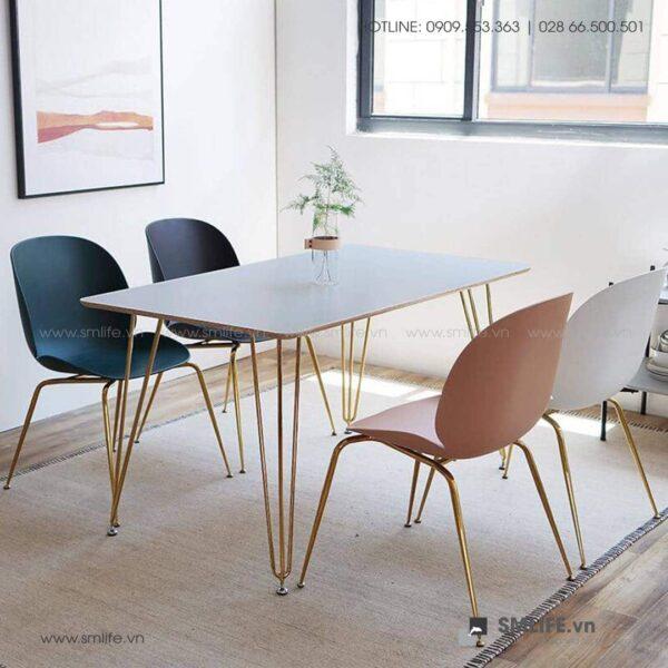 NT - Bộ bàn ghế ăn hiện đại TIMBER ALDO (3)