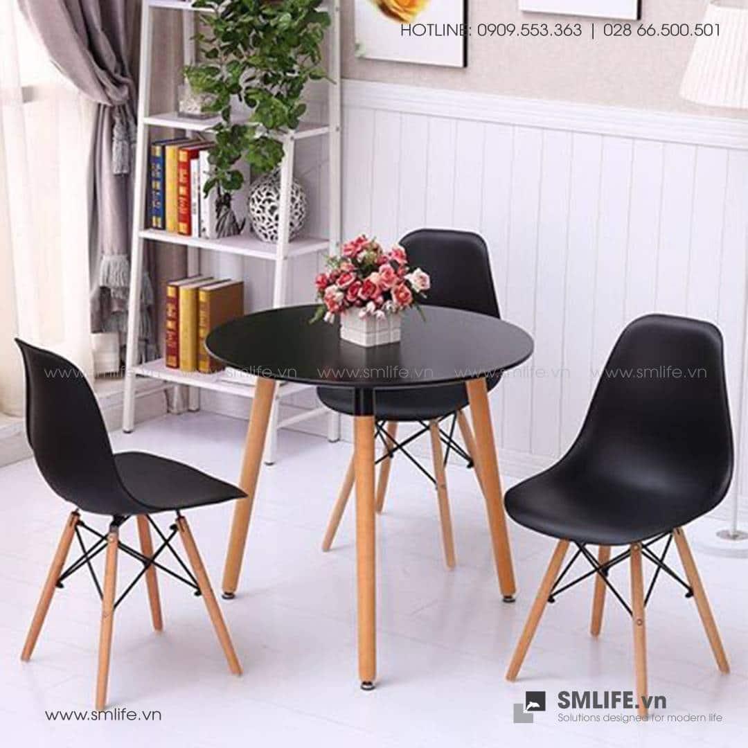 NT - Bộ bàn ghế cafe tiếp khách hiện đại ANTHONY BRYAN