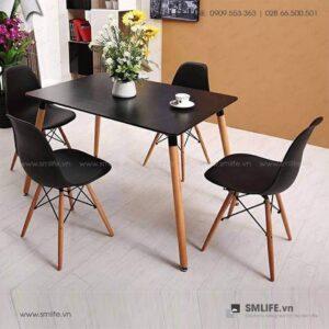 NT - Bộ bàn ghế cafe tiếp khách hiện đại ANTHONY SUE