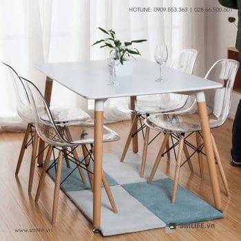 Bộ bàn ghế cafe tiếp khách hiện đại ATALA SUE
