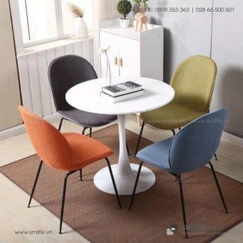 NT - Bộ bàn ghế cafe tiếp khách hiện đại BRYANT BURNETT
