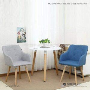 NT - Bộ bàn ghế cafe tiếp khách hiện đại DECLAN BRYAN