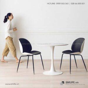 NT - Bộ bàn ghế cafe tiếp khách hiện đại NICK BURNETT