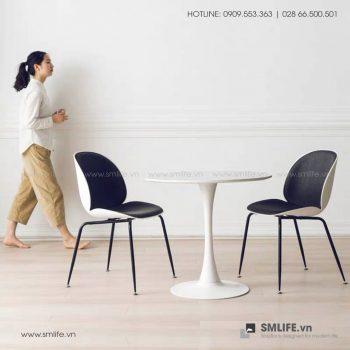 Bộ bàn ghế cafe tiếp khách hiện đại NICK BURNETT