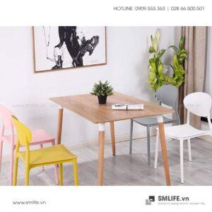 NT - Bộ bàn ghế cafe tiếp khách hiện đại SUNNY CHRISTINA