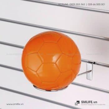 Giá treo trưng bày hình nhẫn cài tấm Slatwall L30cm | SMLIFE