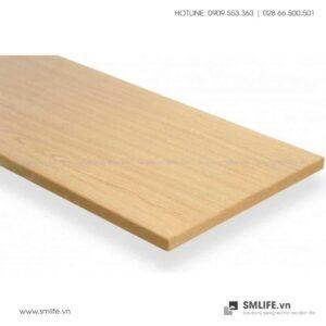 Kệ gỗ Slatwall trang trí, trưng bày | SMLIFE