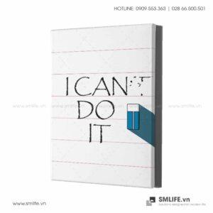 Tranh động lực văn phòng | I can do it