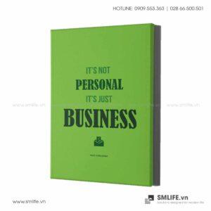 Tranh động lực văn phòng | It's not personal, it's just business