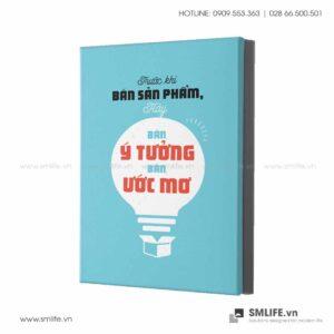 Tranh động lực văn phòng | Trước khi bán sản phẩm hãy bán ý tưởng, bán ước mơ