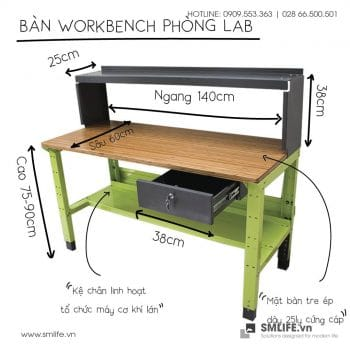 Workbench-Lab | SMLIFE