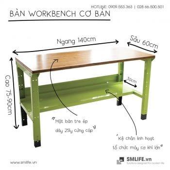 Workbench-cơ-bản | SMLIFE