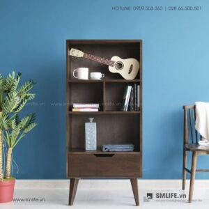 Tủ gỗ trang trí AMABEL | SMLIFE.vn
