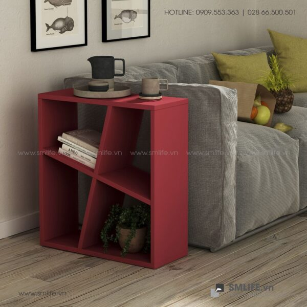 Bàn gỗ cạnh Sofa hiện đại Sada  - Vì một sứ mệnh nội thất gỗ tự lắp ráp | SMLIFE
