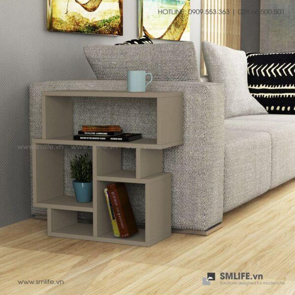 Bàn gỗ cạnh Sofa hiện đại Schultz  - Vì một sứ mệnh nội thất gỗ tự lắp ráp | SMLIFE