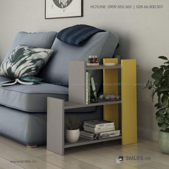 Bàn gỗ cạnh Sofa hiện đại Scovel  - Vì một sứ mệnh nội thất gỗ tự lắp ráp | SMLIFE
