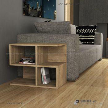 Bàn gỗ cạnh Sofa hiện đại Sharon  - Vì một sứ mệnh nội thất gỗ tự lắp ráp | SMLIFE