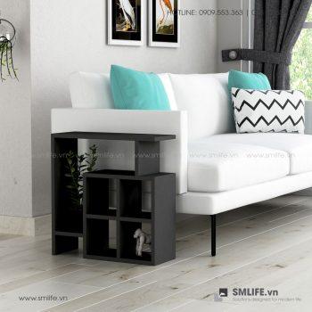 Bàn gỗ cạnh Sofa hiện đại Smith  - Vì một sứ mệnh nội thất gỗ tự lắp ráp | SMLIFE