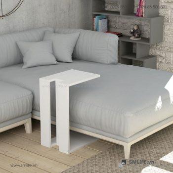 Bàn gỗ cạnh Sofa hiện đại Stanley  - Vì một sứ mệnh nội thất gỗ tự lắp ráp | SMLIFE