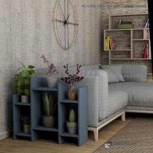 Bàn gỗ cạnh Sofa hiện đại Sutton  - Vì một sứ mệnh nội thất gỗ tự lắp ráp | SMLIFE