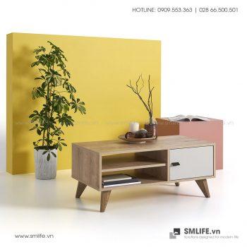 Bàn trà gỗ hiện đại Calvert - Vì một sứ mệnh nội thất gỗ tự lắp ráp | SMLIFE