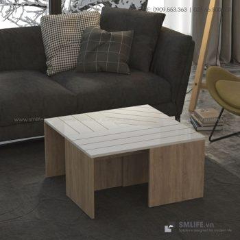 Bàn trà gỗ hiện đại Cameron - Vì một sứ mệnh nội thất gỗ tự lắp ráp | SMLIFE
