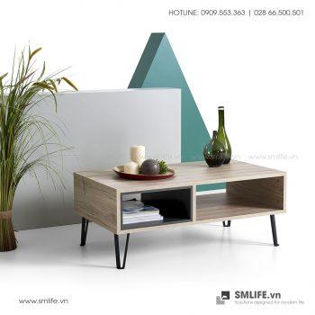 Bàn trà gỗ hiện đại Cobb - Vì một sứ mệnh nội thất gỗ tự lắp ráp | SMLIFE