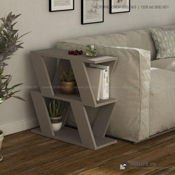 Bàn gỗ cạnh Sofa hiện đại Saphire - Vì một sứ mệnh nội thất gỗ tự lắp ráp | SMLIFE