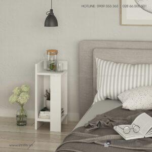 Kệ gỗ đầu giường hiện đại Nassau  - Vì một sứ mệnh nội thất gỗ tự lắp ráp | SMLIFE