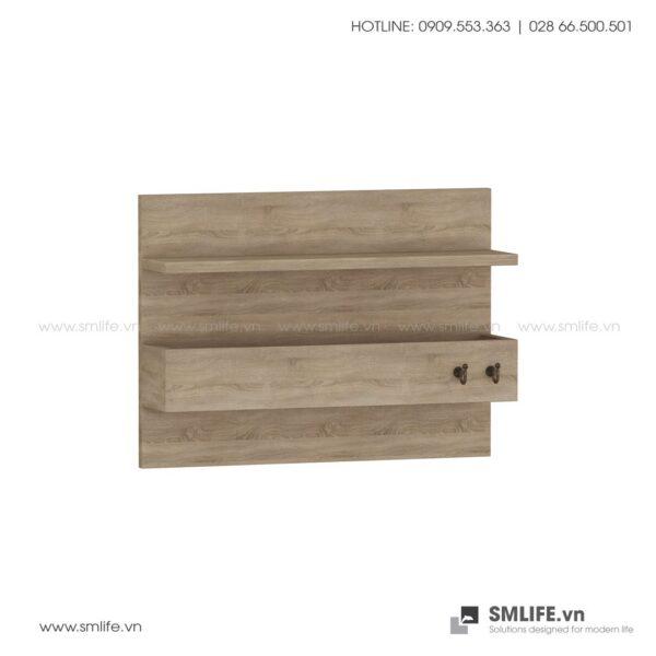 Kệ gỗ sảnh ra vào Hazel  - Vì một sứ mệnh nội thất gỗ tự lắp ráp | SMLIFE