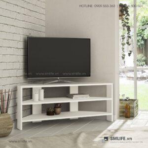 Kệ tivi gỗ hiện đại Terry  - Vì một sứ mệnh nội thất gỗ tự lắp ráp | SMLIFE