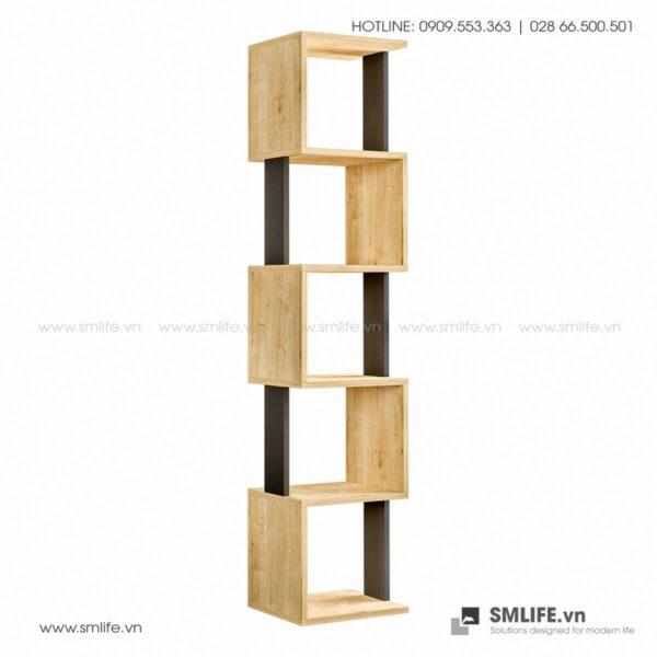 _0007_Kệ sách gỗ hiện đại Brimley (7)
