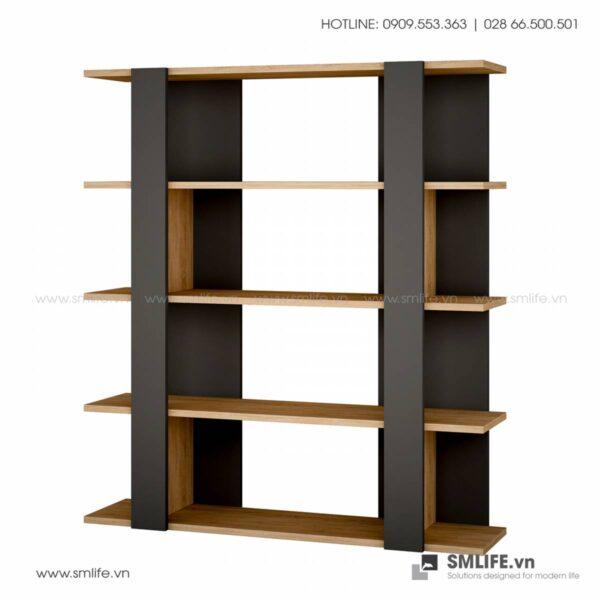_0019_Kệ sách gỗ hiện đại Beecroft (14)