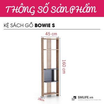 _0021_Kệ sách gỗ hiện đại Bowie - Size S (13)