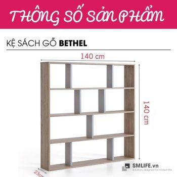 _0027_Kệ sách gỗ hiện đại Bethel (13)