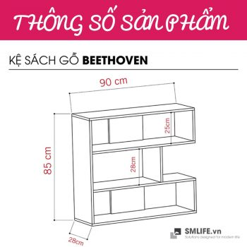 _0032_Kệ sách gỗ hiện đại Beethoven (10)