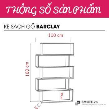 _0038_Kệ sách gỗ hiện đại Barclay (9)