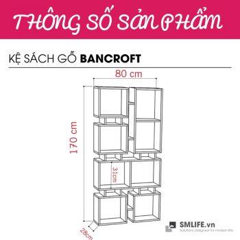 _0039_Kệ sách gỗ hiện đại Bancroft (11)