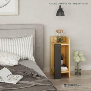 _0062_Kệ gỗ đầu giường hiện đại Nassau - Cạnh trái (14)