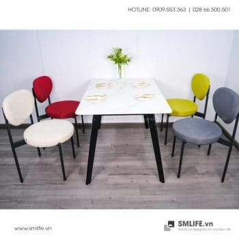 Bộ bàn, ghế ăn SMT252