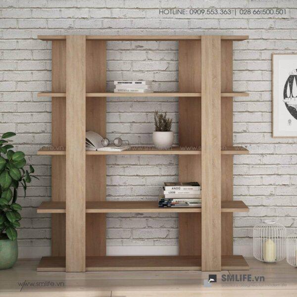 Kệ sách gỗ hiện đại Beecroft (11)