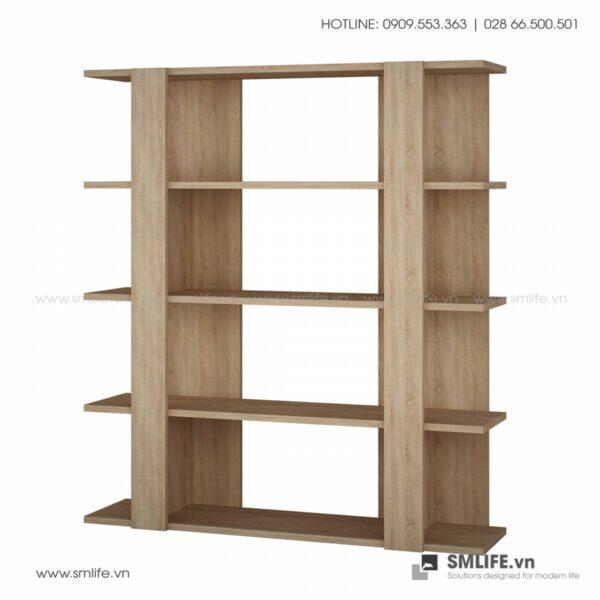 Kệ sách gỗ hiện đại Beecroft (9)