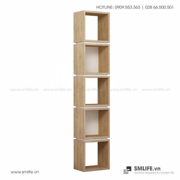 Kệ sách gỗ hiện đại Braeside (7)
