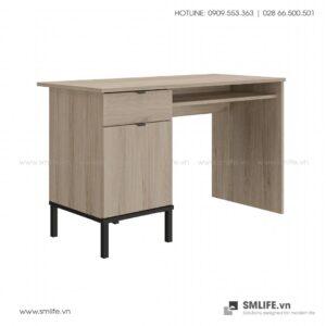 Bàn làm việc, bàn học gỗ hiện đại Declan (4)