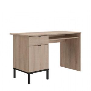 Bàn làm việc, bàn học gỗ hiện đại Declan (4.1)