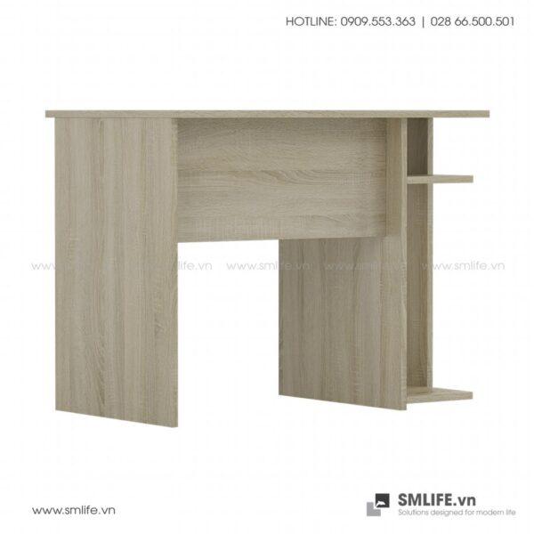 Bàn làm việc, bàn học gỗ hiện đại Delta (4)