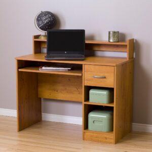 SMLIFE | Bàn làm việc, bàn học gỗ hiện đại Dinesh
