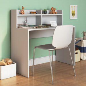 SMLIFE | Bàn làm việc, bàn học gỗ hiện đại Donna