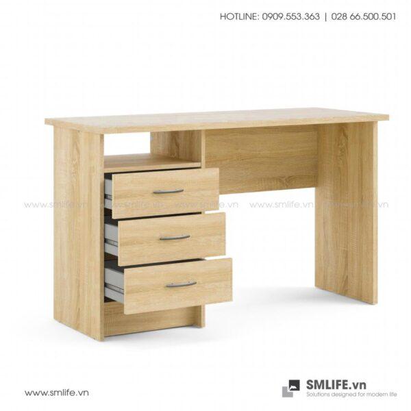 Bàn làm việc, bàn học gỗ hiện đại Drace (16)
